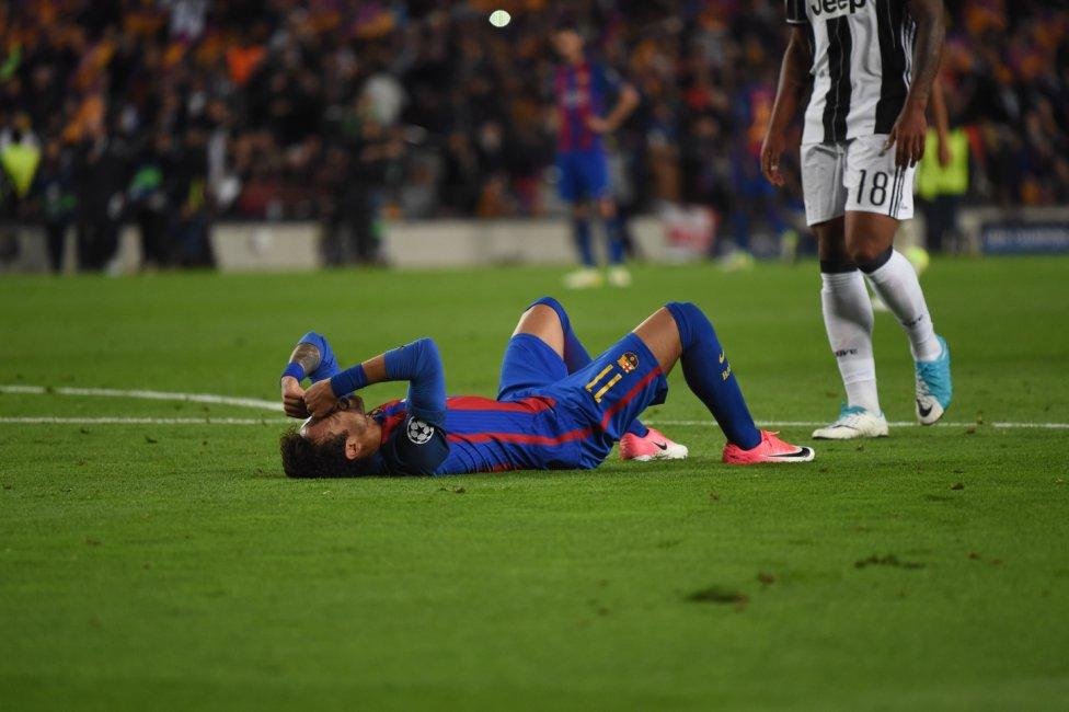 Las imágenes del Barcelona-Juventus