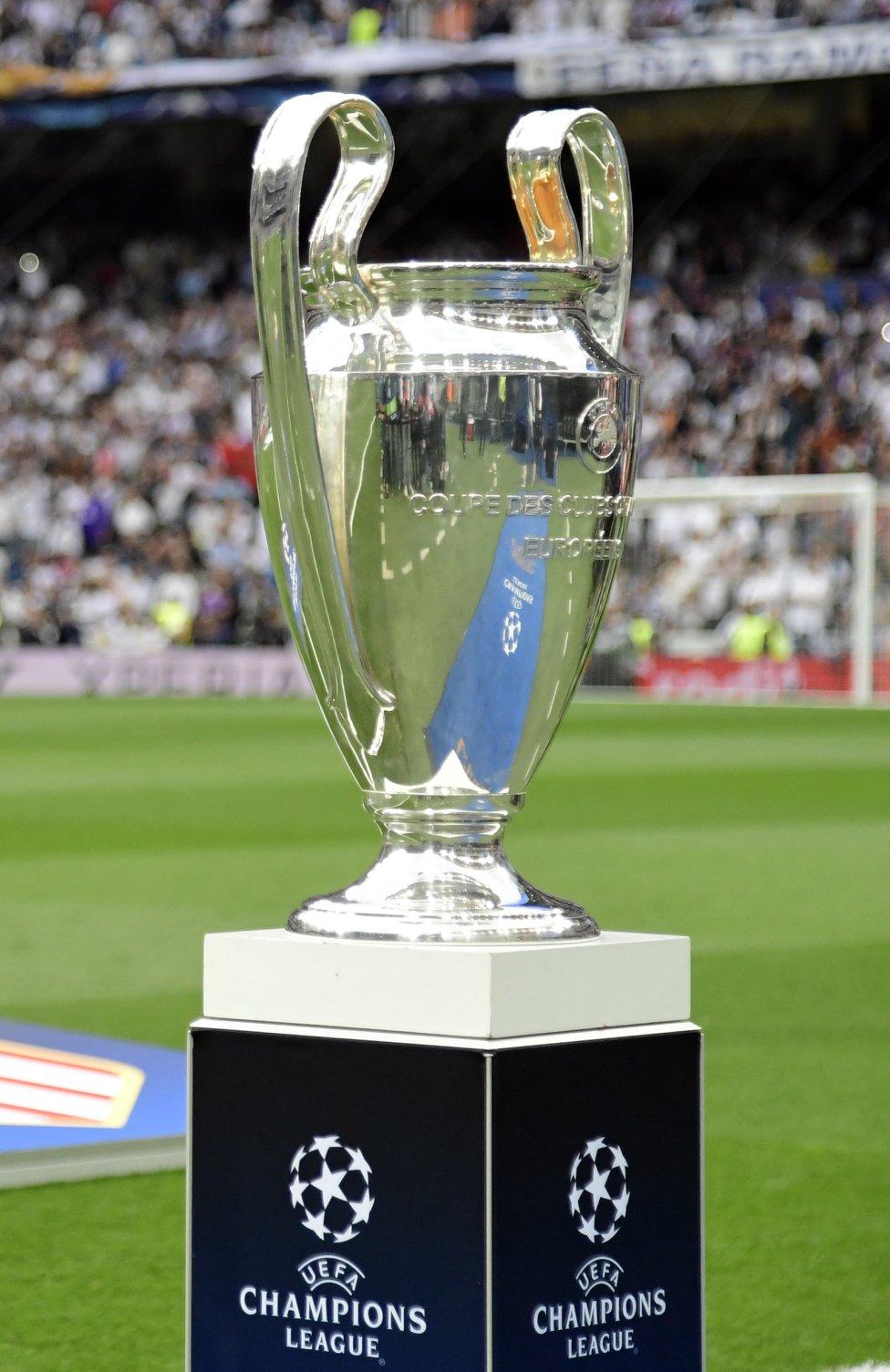 الدور قبل النهائي مباراة الذهاب: ريال مدريد-أتلتيكو مدريد