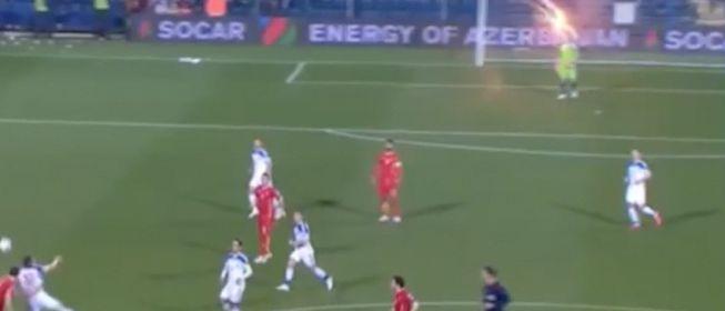 Suspendido tras varios incidentes el partido entre Montenegro y Rusia